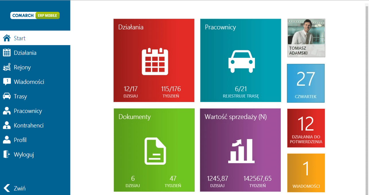 Aplikacje mobilne dla firm: monitorowanie efektów pracy zespołu