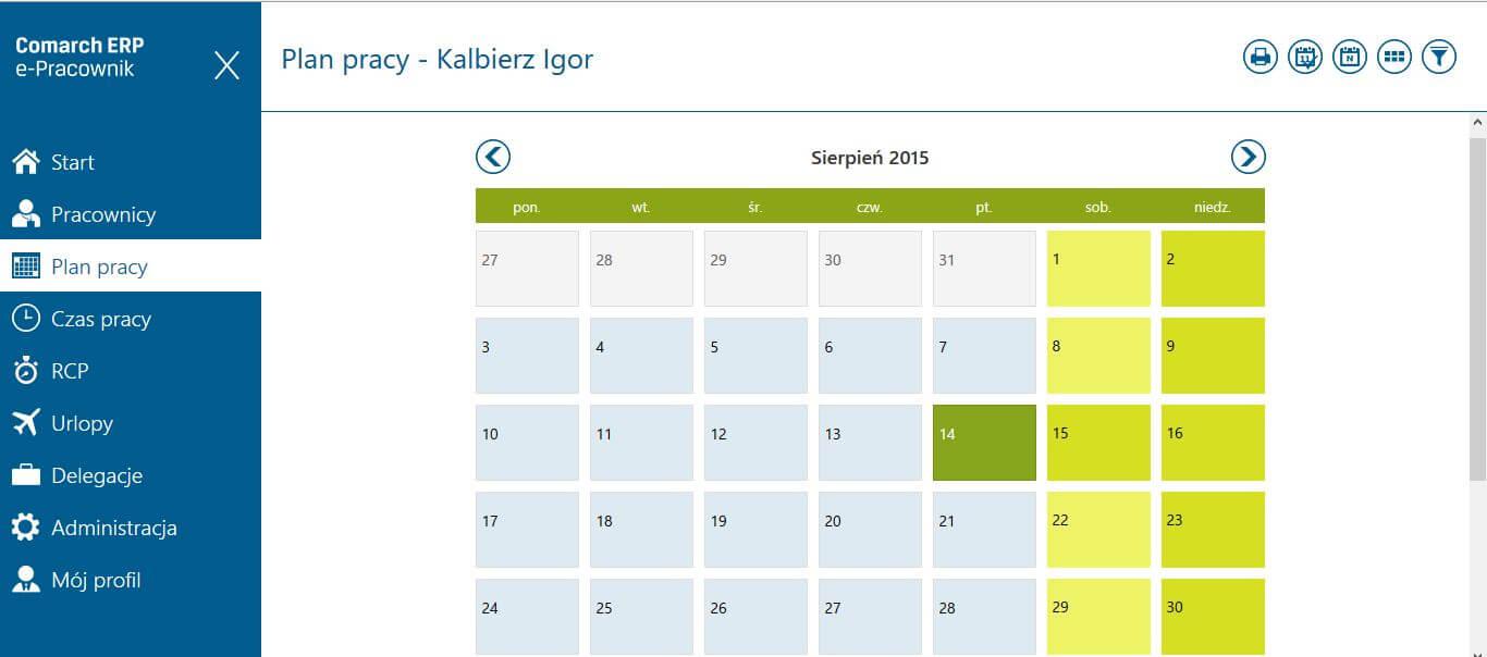 Aplikacje mobilne dla firm: zarządzanie czasem i urlopami zespołu