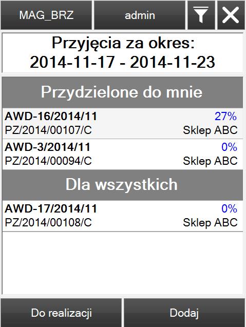 Aplikacje mobilne dla firm: WMS Magazynier