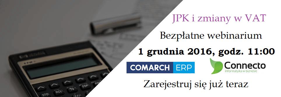 JPK i zmiany w podatkach VAT