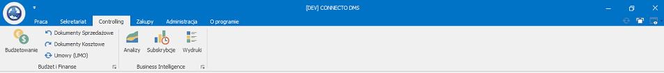Connecto DMS - firma usługowa
