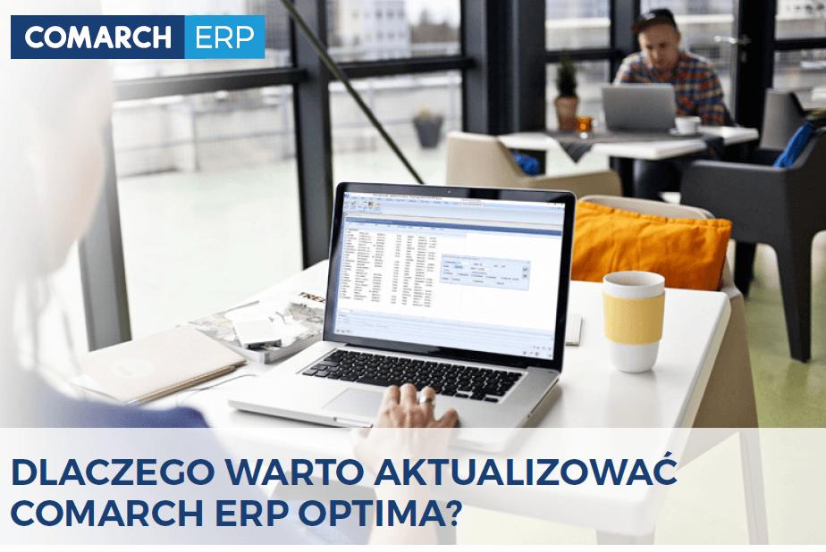 Comarch ERP aktualizacja