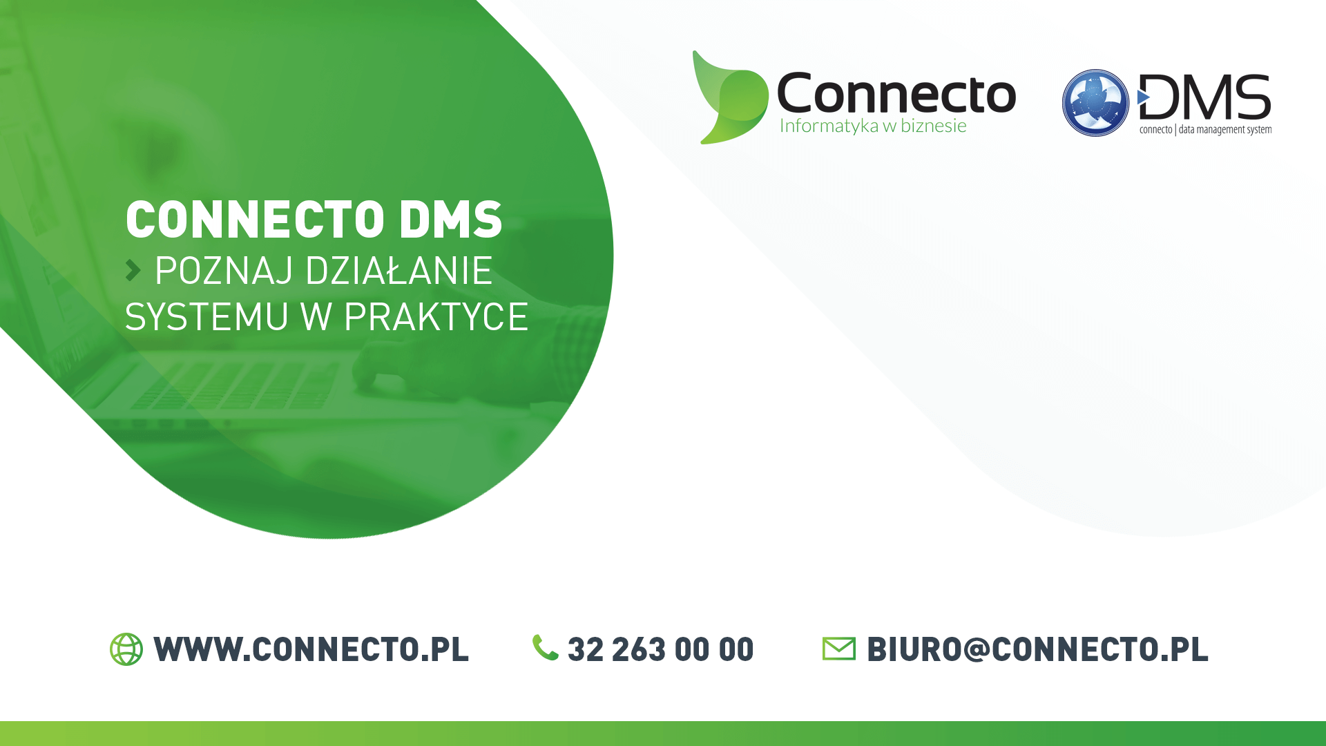 Connecto DMS Youtube