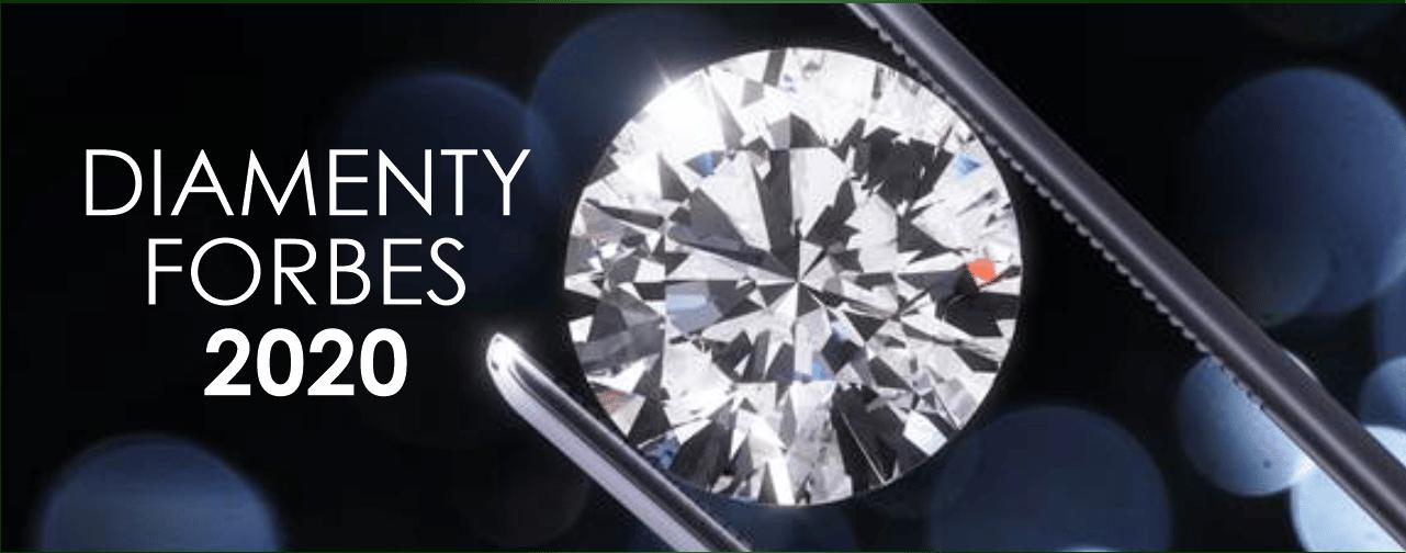 Diamenty Forbes 2020
